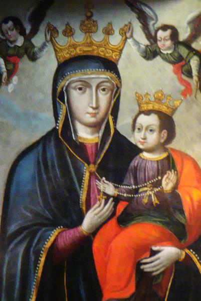 File:Matka Boza Rozancowa z Sandomierza.PNG