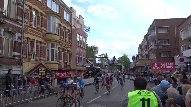 File:Maubeuge - Quatre jours de Dunkerque, étape 2, 7 mai 2015, arrivée (A22A).ogv