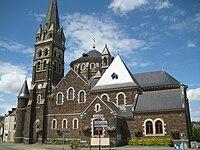 Maure-de-Bretagne église.JPG