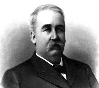Henry Overstolz - Image: Mayor Henry Clemens von Overstolz