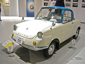 Kei car - Image: Mazda r 360 coupe 01