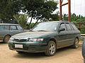 Mazda 626 2.0 GLX Wagon 1999 (10936038593).jpg