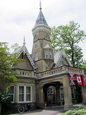 De La Salle College (Toronto) - The Oaklands mansion in 2012