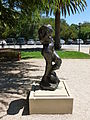 Meditation without Arms sculpture by Rodin; right side.JPG