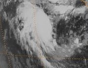 1996–97 Australian region cyclone season - Image: Melanie 96