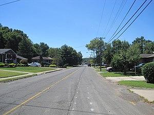 Melrose, New Jersey - Along Scott Avenue