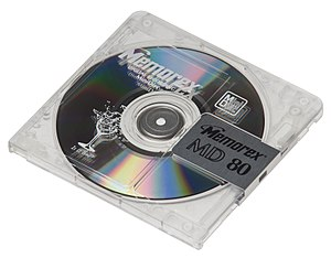 MiniDisc - Memorex Mini-Disc