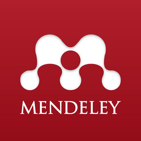 Hasil gambar untuk mendeley logo png