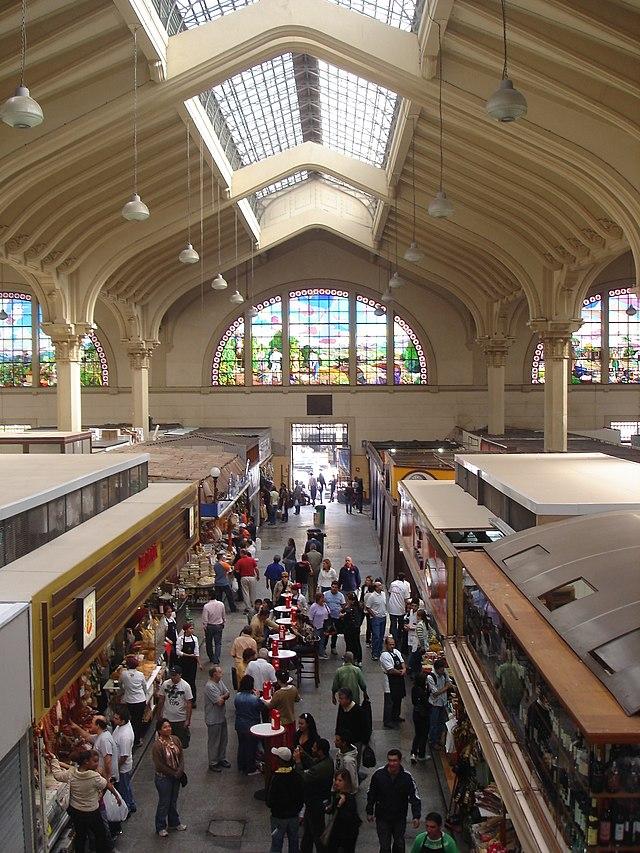 Market Halls