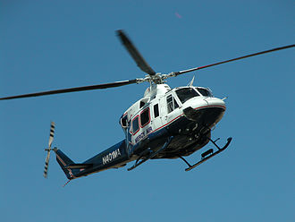 Air Methods - A Bell 412 operated by Mercy Air, a subsidiary of Air Methods