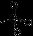 Methylphosphonic dichloride-2D-by-AHRLS-2012.png