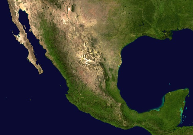 Mexicofromspace