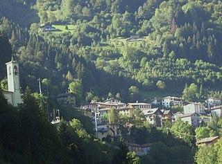 Mezzoldo Comune in Lombardy, Italy