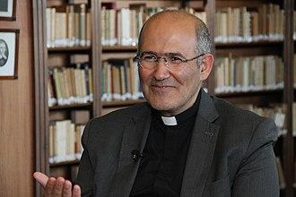 José Tolentino Mendonça - Image: Mgr José Tolentino Mendonça