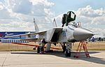 MiG-31BM at the Celebration of the 100th anniversary of Russian AF (1).jpg