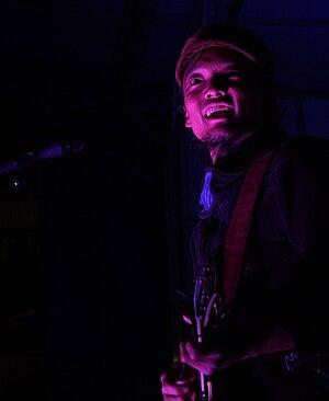 Michael Kang (musician) - Michael Kang performing in Vail, Colorado