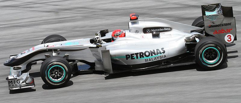 Equipe Mercedes GP de Formula 1 de 2010 - by Morio - Wikipaedia