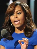 Michelle Obama at the DNC July 2016 (cropped).jpg