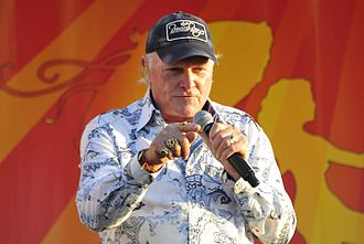Mike Love - Love performing in 2012