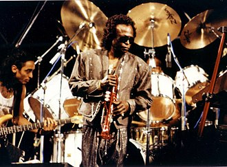 Jazz fusion - Image: Miles Davis 24