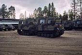 Military vehicle Bv206 in Jaeger Brigade 1997.jpg