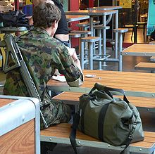zwitsers leger wikipedia