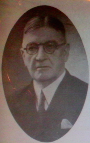 Milton D. Purdy - Milton Purdy, Judge of the United States Court for China