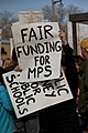 Milwaukee Public School Teachers and Supporters Picket Outside Milwaukee Public Schools Adminstration Building Milwaukee Wisconsin 4-24-18 1034 (40833960665).jpg