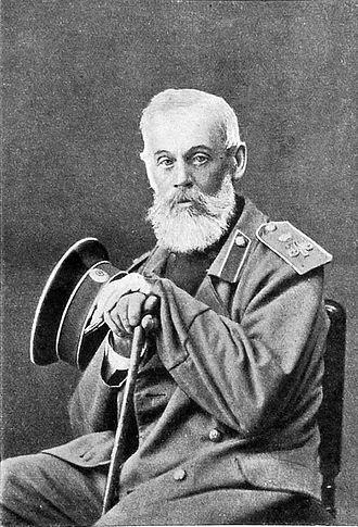 Dmitry Milyutin - General Dmitry Milyutin