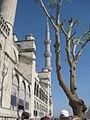 Minaret of Sultan Ahmed Mosque 06.JPG