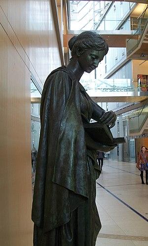 Jacob Fjelde - Image: Minerva by Fjelde