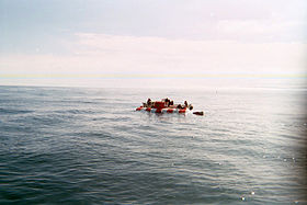 Mini-submarine AS-28 Priz after surfacing in the Bering Sea.jpg