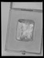 Miniatyrporträtt i topas, Karl XIV Johan - Livrustkammaren - 79392.tif
