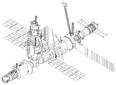 Image: Mir May 26 1995 configuration drawing.png (row: 9 column: 9 )