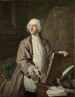 Victor de Riqueti, marquis de Mirabeau - Victor de Riqueti, marquis de Mirabeau