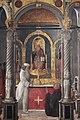 Miracolosa guarigione di Pietro de' Ludovici di Gentile Bellini, dettaglio (2).JPG