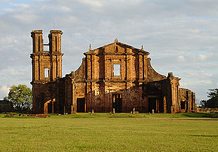 La missione di São Miguel das Missões