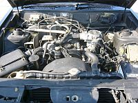 Mitsubishi G63BT engine(A164A).JPG