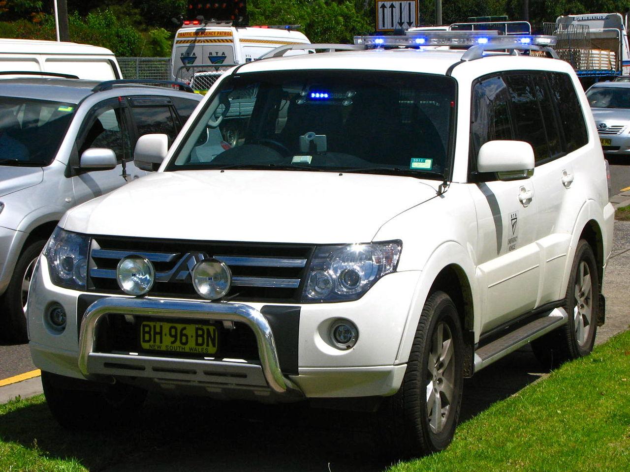 File:Mitsubishi Pajero RTA Traffic Commander - Flickr