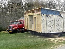 Mobile home - Wikipedia, la enciclopedia libre