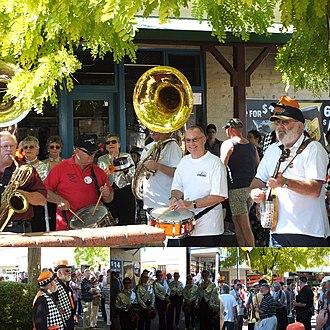 Moe, Victoria - Moe Jazz Festival 2005