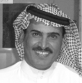Mohammad al-Rotayyan (black and white).png