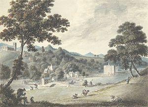 Mold, Flintshire - Mold, c.1795