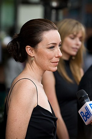 Molly Parker - Parker at the 2010 Toronto International Film Festival