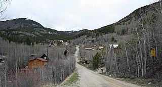 Monarch, Colorado Unincorporated community in Colorado, United States