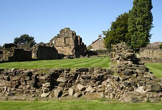 Monk Bretton Priory Grade I listed priory in the United Kingdom