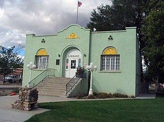 Monroe, Utah - Monroe City Library