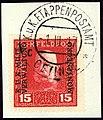 Montenegro 1917 KüK GedenkAusgabe 15 heller.jpg