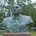Monument to Cursed Soldiers in Rzeszów 5 Franciszek Błażej b.jpg
