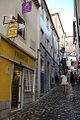 Moorish streets of the village of Sintra and House of Piriquita, traditional sweets.jpg